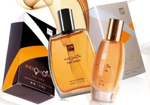 parfumul cu feromoni